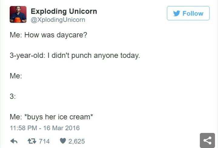 Exploding Unicorn.