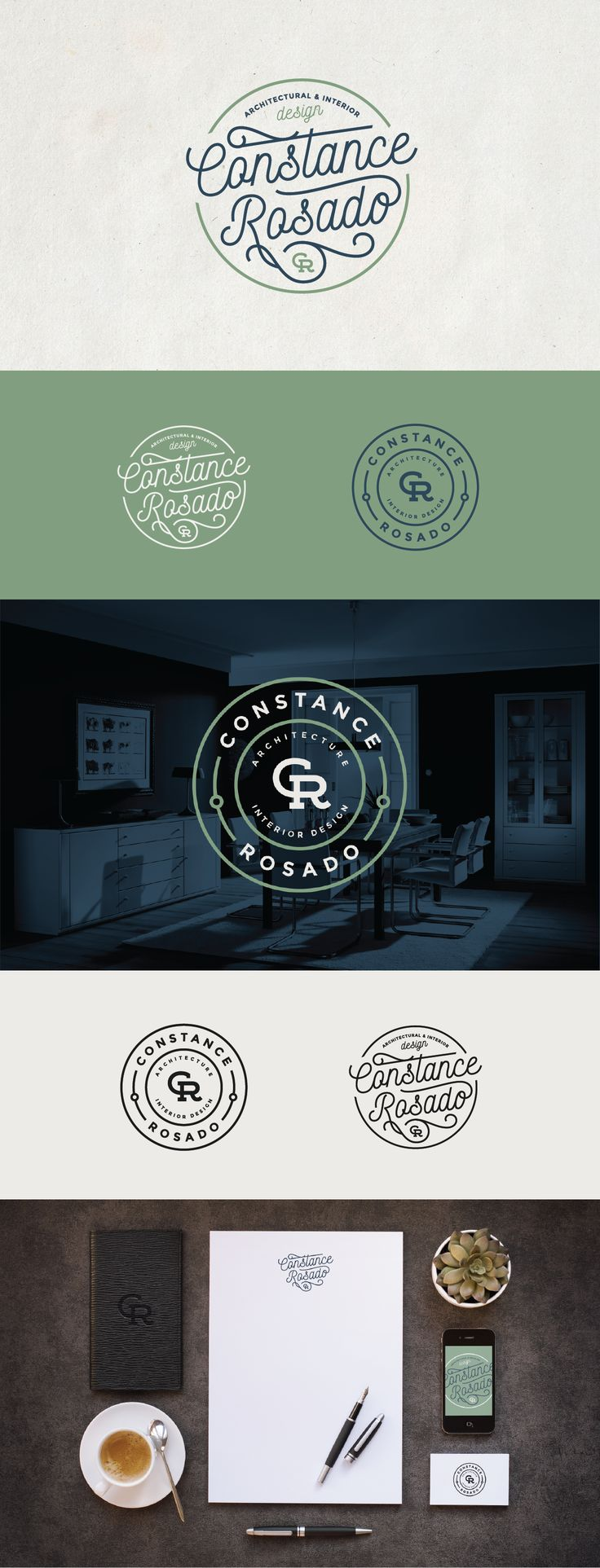 Design #248 by phete | Logo for architect/interior designer …