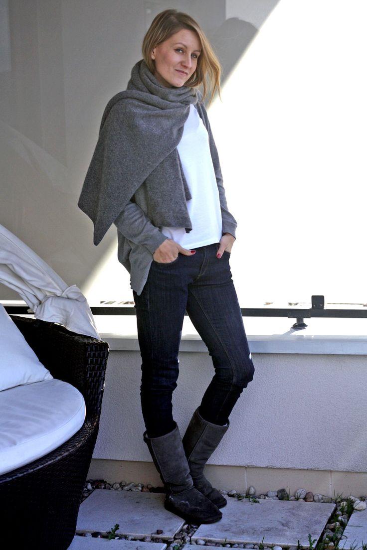szafa minimalistki capsule wardrobe slow fashion moda minimalizm
