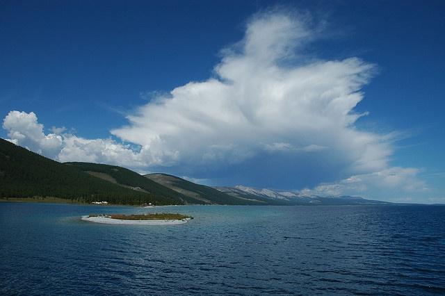 Hovsgol lake, Mongolia