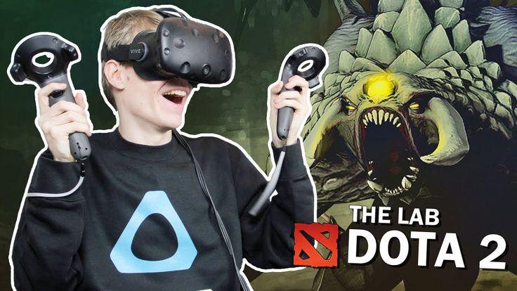 MOBA dünyasında League of Legends ile beraber büyük bir kitleye hitap eden DOTA 2 VR desteğine kavuştu.