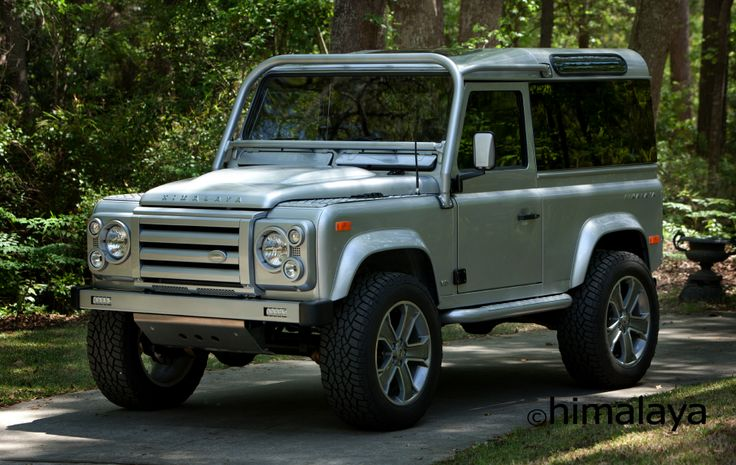 Full restored NAS D90 Defender for sale. Himalaya Land Rover « Defender Exchange