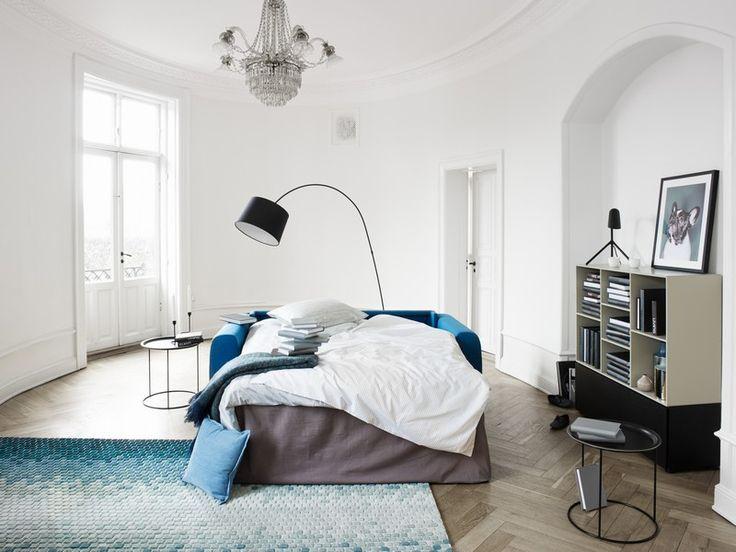 Madison - green designer sofa bed Sydney