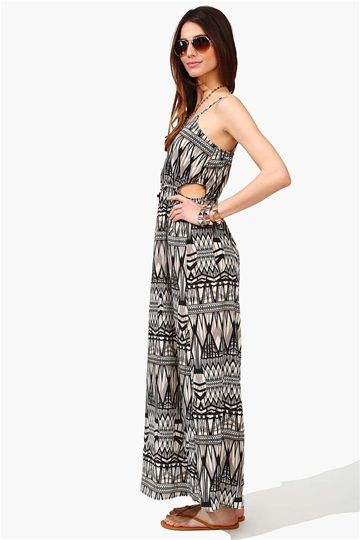 great maxi dress from Necessary Clothing