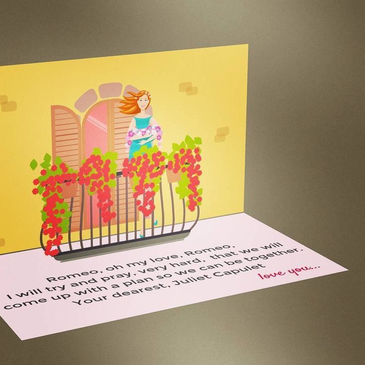 Create amazing #3d  #popup #greeting #ecards in just a few clicks! Visit: www.tridivi.com