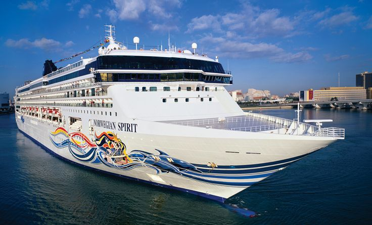 Norwegian Spirit - find out more at http://www.the-cruise-specialists.co.uk/cruise-lines/norwegian-cruise-line