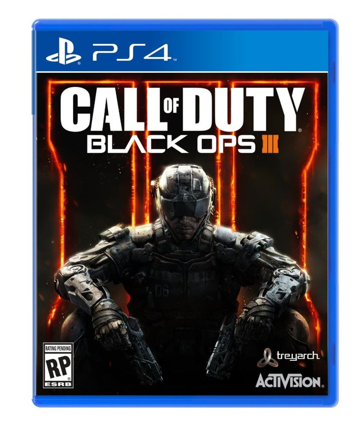 Call of duty black ops 3 playstation 4 ps4