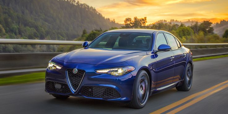 Alfa Romeo Could Bring a 350-HP Giulia Veloce to the US