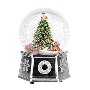 Spode Christmas Tree 2016 Annual Edition Musical Tree Snow Globe, Small  I have always loved snow globes they are enchanting, majestic and super cool.  I love that they are a rare novelty item that has a history and nostalgic meaning. They make great home decorative accents and can be used in every room of the home. Holiday snow gloves are some of my favorite.   They make excellent gifts and I love the wide variety there are.  These are super adorable and a great add to your snow globe…