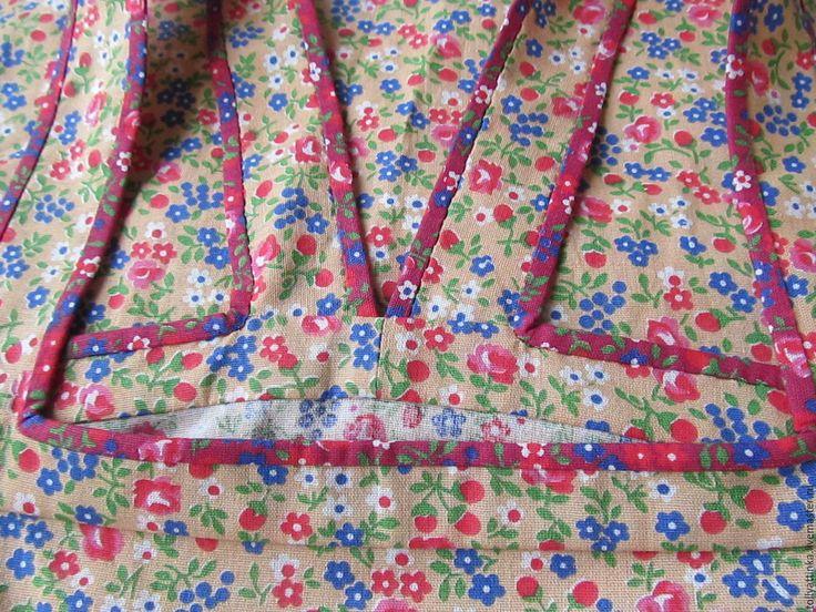 Купить Косоклинный сарафан - разноцветный, косоклинный сарафан, сарафан, летний сарафан, фольклорный стиль