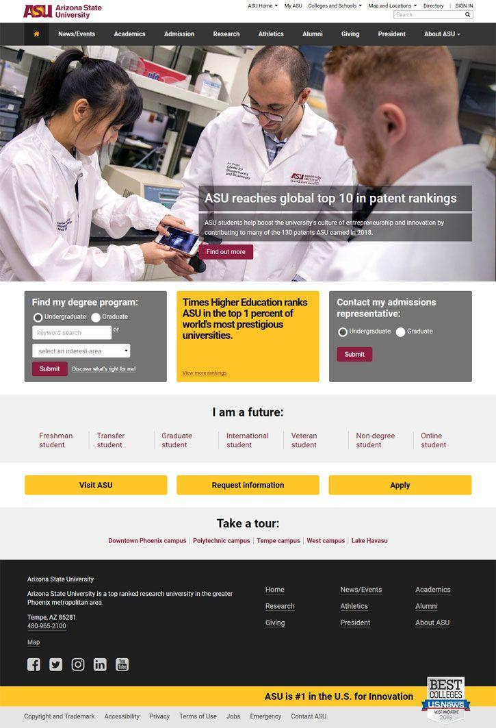 Asu Online Degree Programs Digital Study Center An Exclusive E