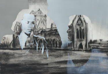 """Saatchi Art Artist Tom Keevill; Painting, """"Glenluce"""" #art"""