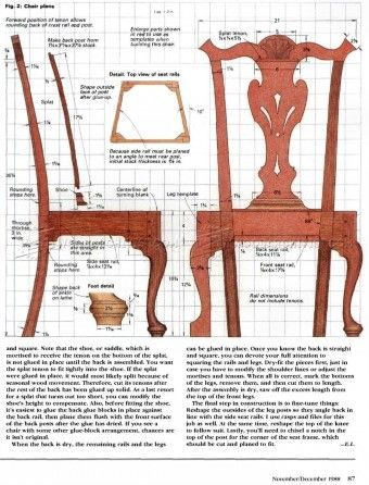 #229 Shaping Cabriole Legs   Furniture Legs Construction Techniques