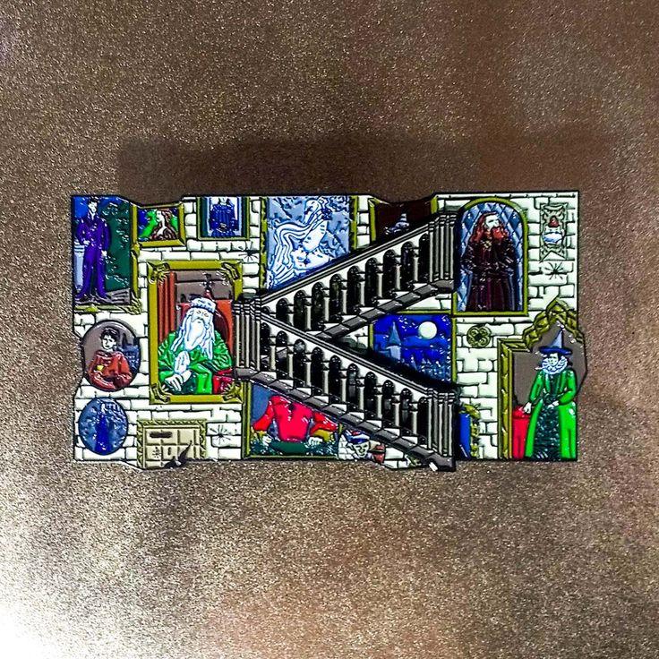 HPinterior PORTRAIT GALLEY enamel sliding PIN Lego