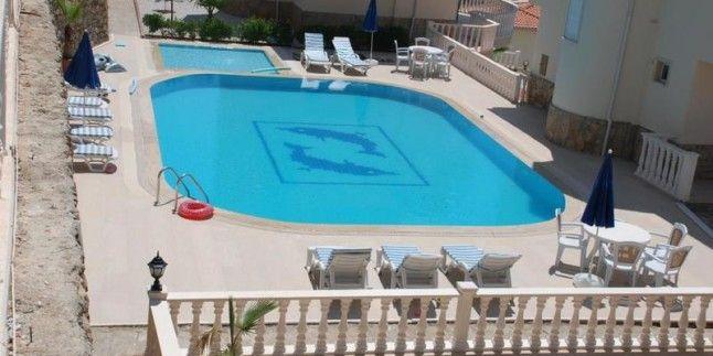 فلل للبيع  – 4 غرف في ألانيا تركيا