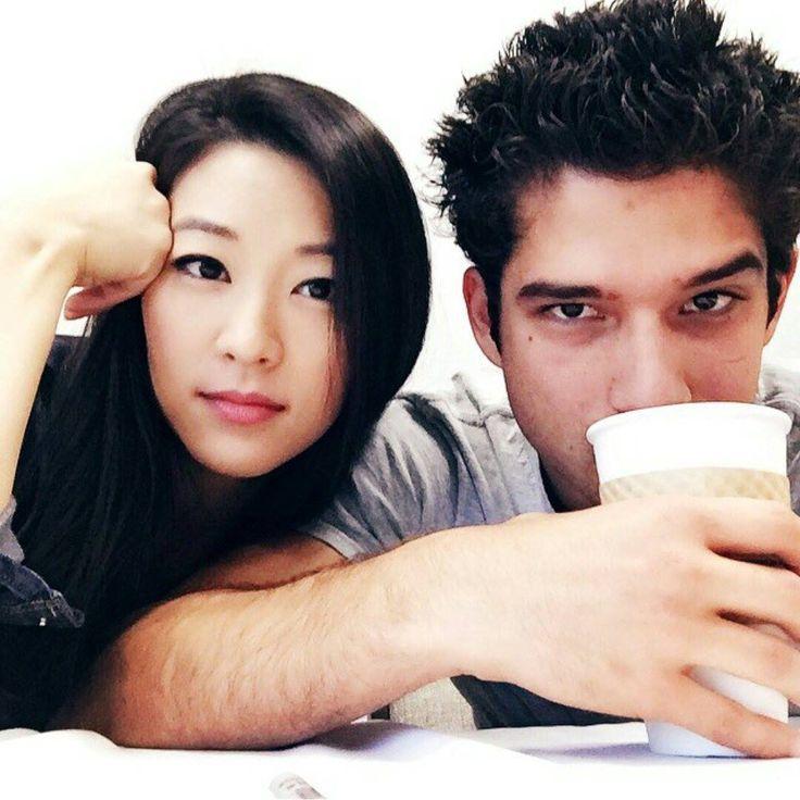 Arden Cho & Tyler Posey