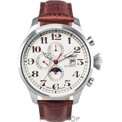Mens Ingersoll Buffalo II Automatic Watch IN1616CR