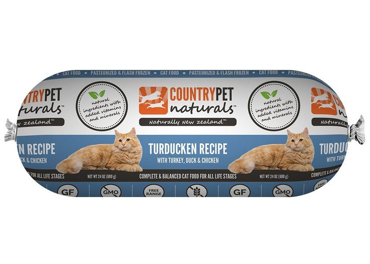 CountryPet Naturals Pasteurized Frozen Cat Food (24 lbs Total, 16 Rolls each 1.5 lbs) - Variety of Flavors - Natural Ingredients with Added Vitamins and Minerals - Made in New Zealand * Find out more about the great product at the image link. (This is an affiliate link) #MyPet