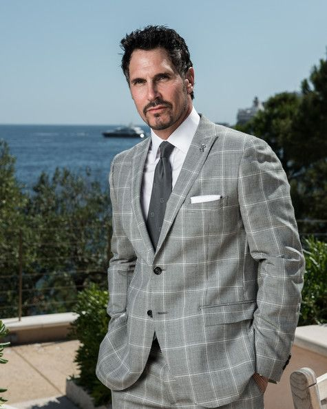 Don Diamont - 52nd Monte Carlo TV Festival - Bold and the Beautiful