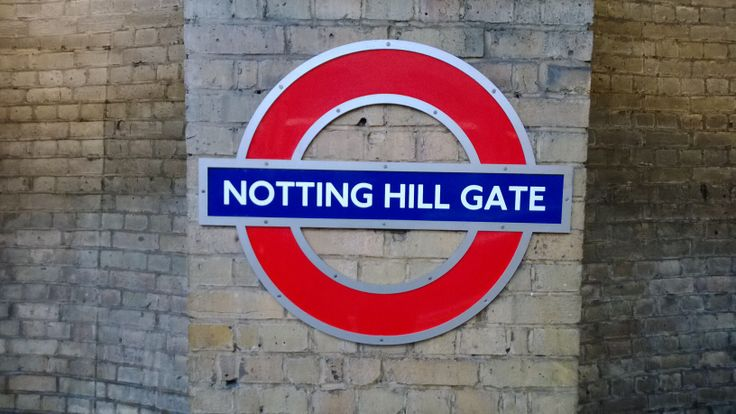 A place name Notting Hill