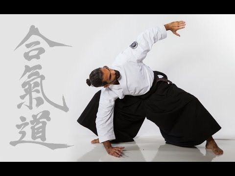 Aikido Techniques. Ukemi. Aiki Taiso. Drills. - YouTube