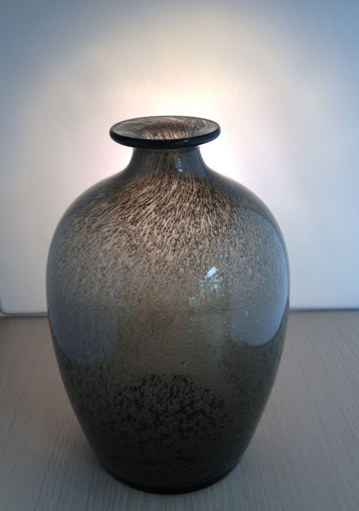 PLUS Norway Stunning Vase Richard Duborgh Sixties