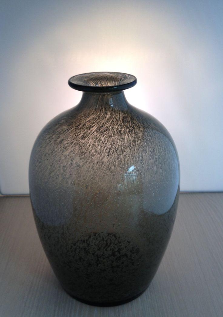 PLUS Norway Stunning Vase Richard Duborgh Sixties