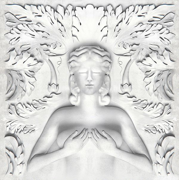 """Kanye West Tweets First Images Of """"Cruel Summer"""" Album Cover... this needs to be in my life NOW!!"""
