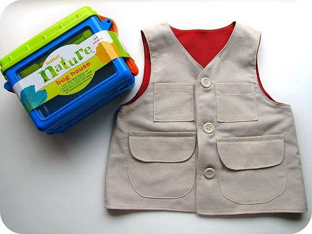 43 best dress ups for kids images on pinterest costumes for Kids fishing vest