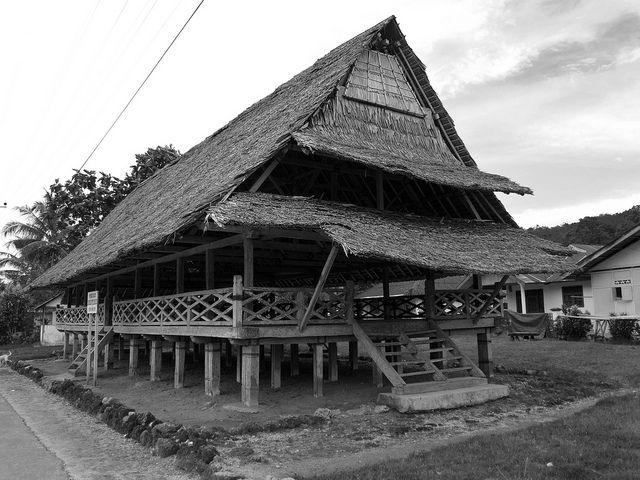 Baileu   Haria   Pulau Saparua