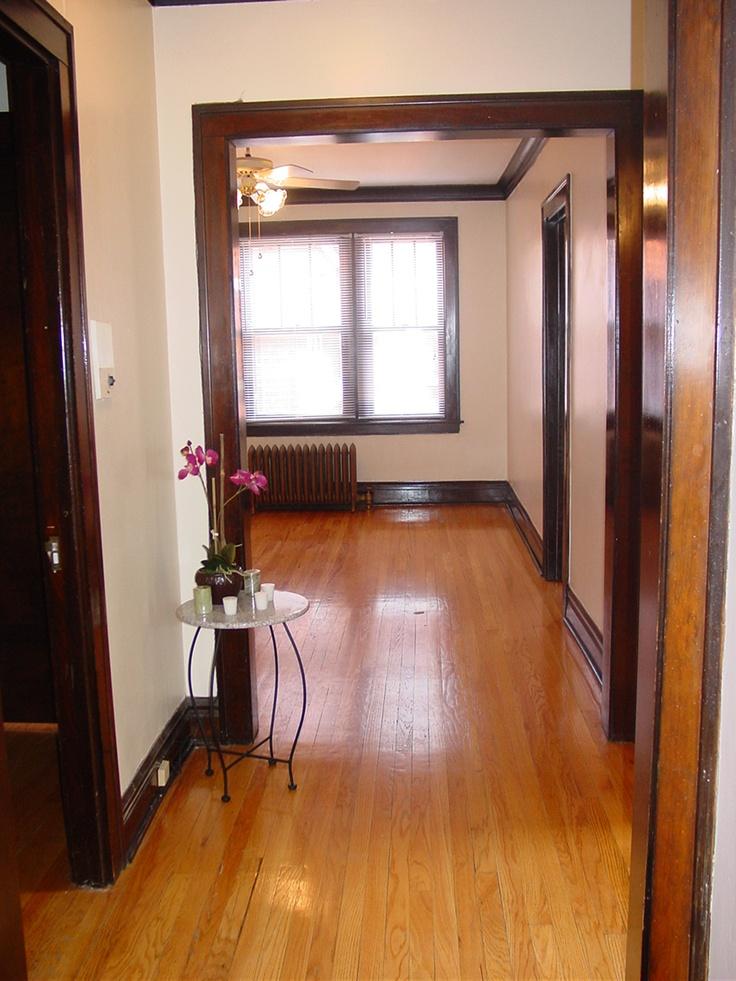 Wood Floors With Wood Trim : Best images about trim on pinterest paint colors