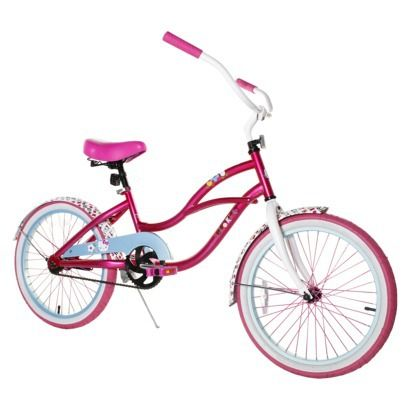 Bikes At Target For Girls quot Hello Kitty Girls Cruiser