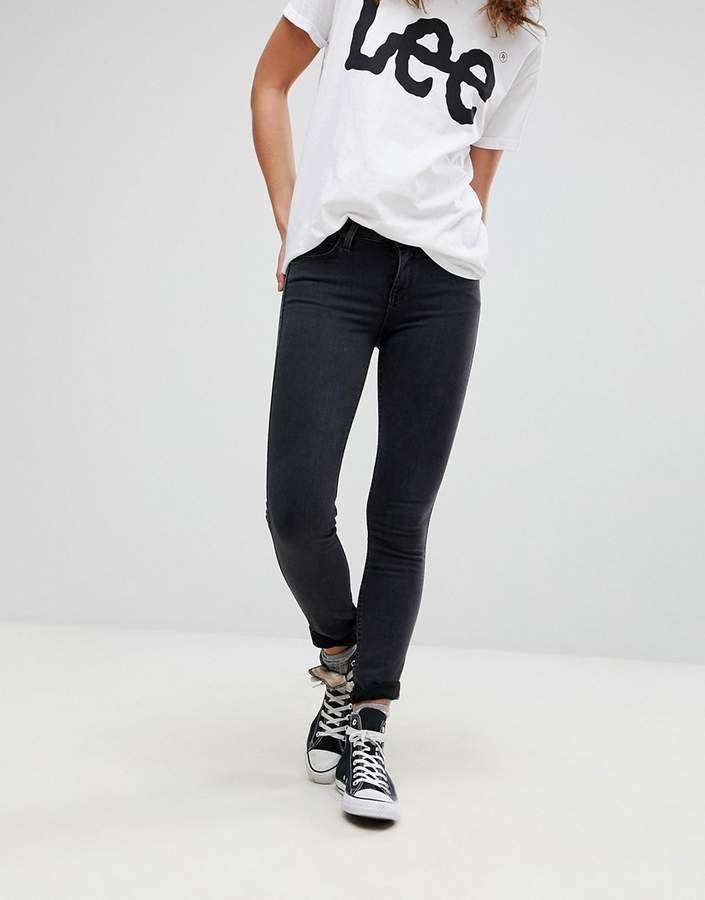 61e7c0c91664e0 Lee Conifer Ornamental Scarlett Skinny Jean | Lee Jeans Women in ...