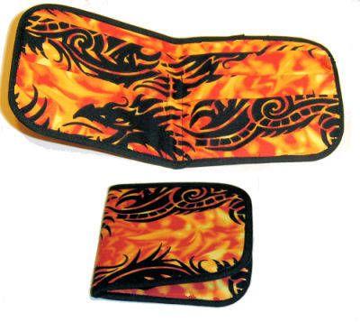 Free Men's Bi-Fold Wallet ePattern  by Debbie Colgrove #sewing