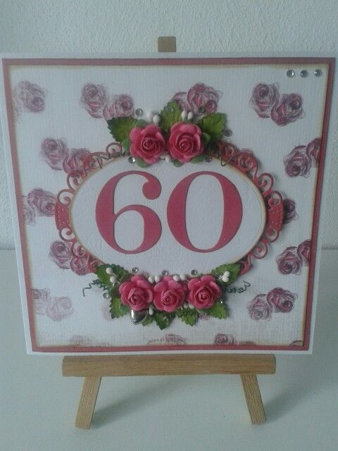 60års fødselsdag