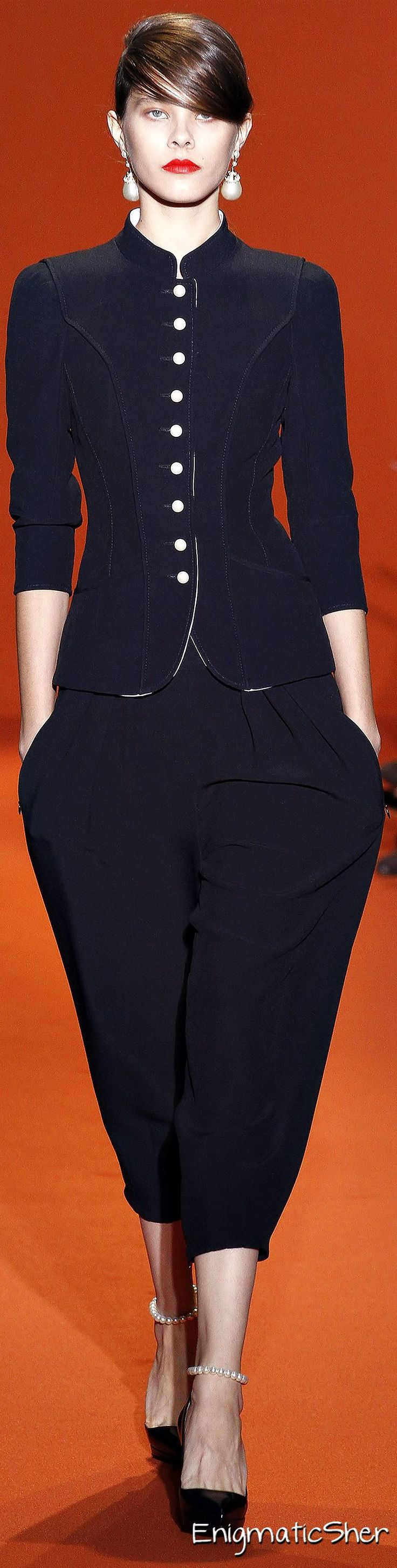 Andrew Gn Spring Summer 2013 Ready-To-Wear