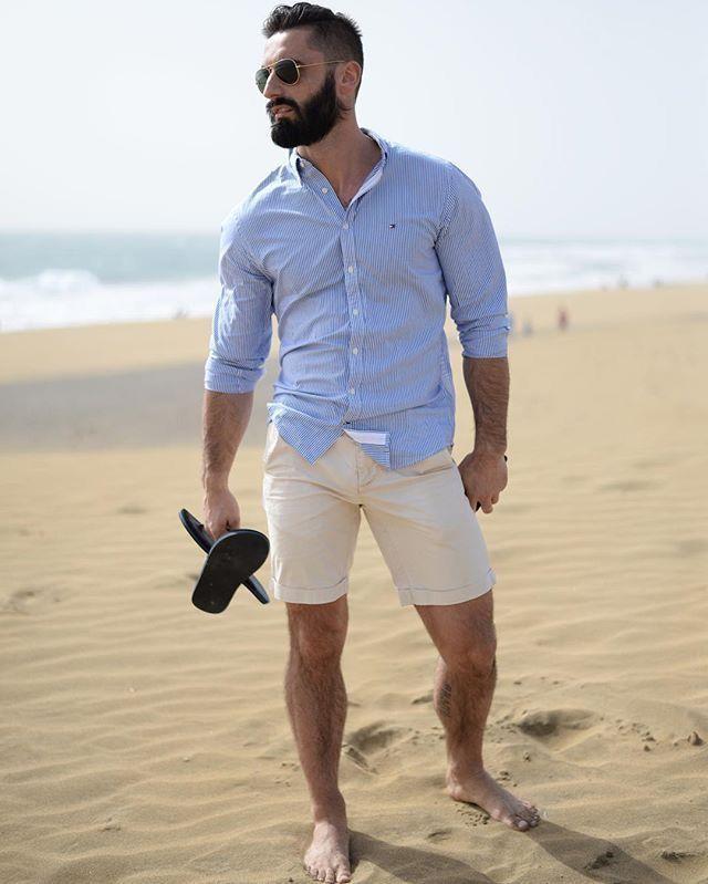 Beach Outfit Summer Outfits Men Casual Beach Outfit Mens Summer Fashion Beach