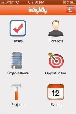 #AppSpotlight : Insightly for #iOS makes #CRM Mobile