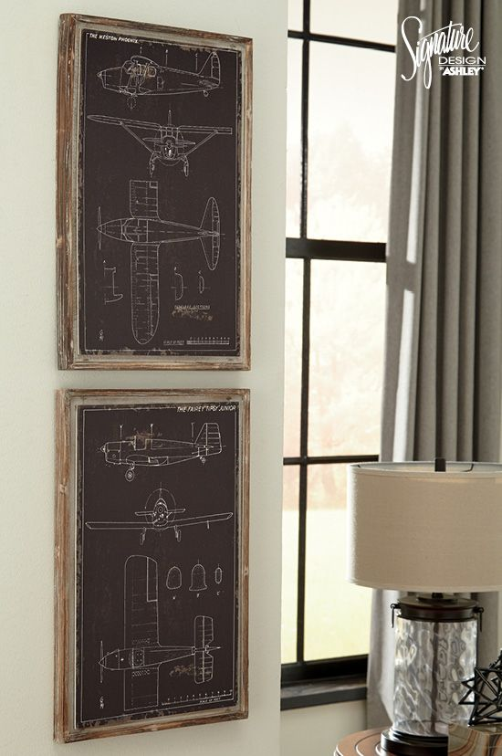Aviation Wall Decor 68 best wall art & décor images on pinterest | retail stores, art