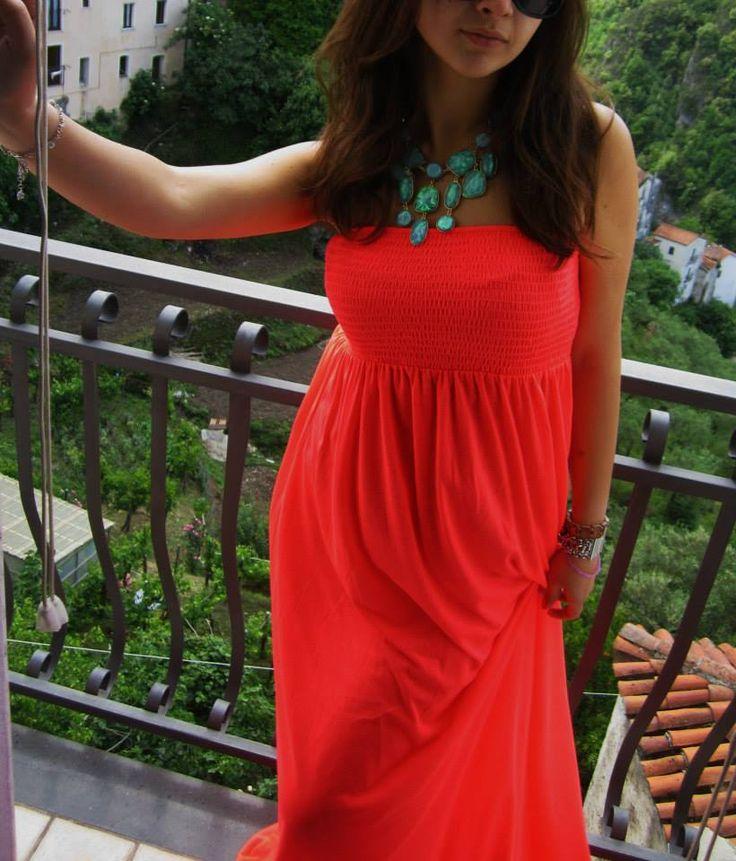 Fluo dress