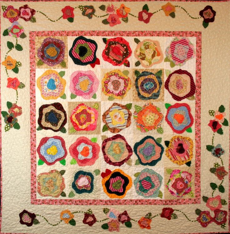 66 best images about French rose quilts on Pinterest Beach gardens, Twin quilt and Quilt