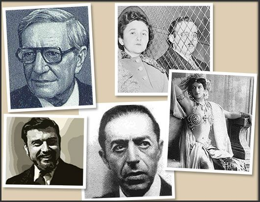 Fem av historiens mest spännande spionöden | Historiens topp 5 | SO-rummet