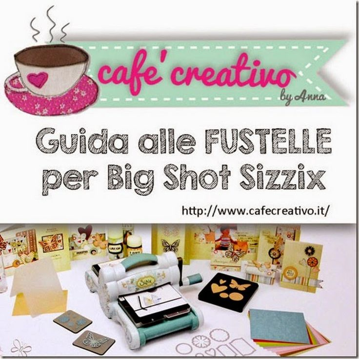 Sizzix Big Shot and Craft Asylum - my projects and tutorials ~ creative cafe