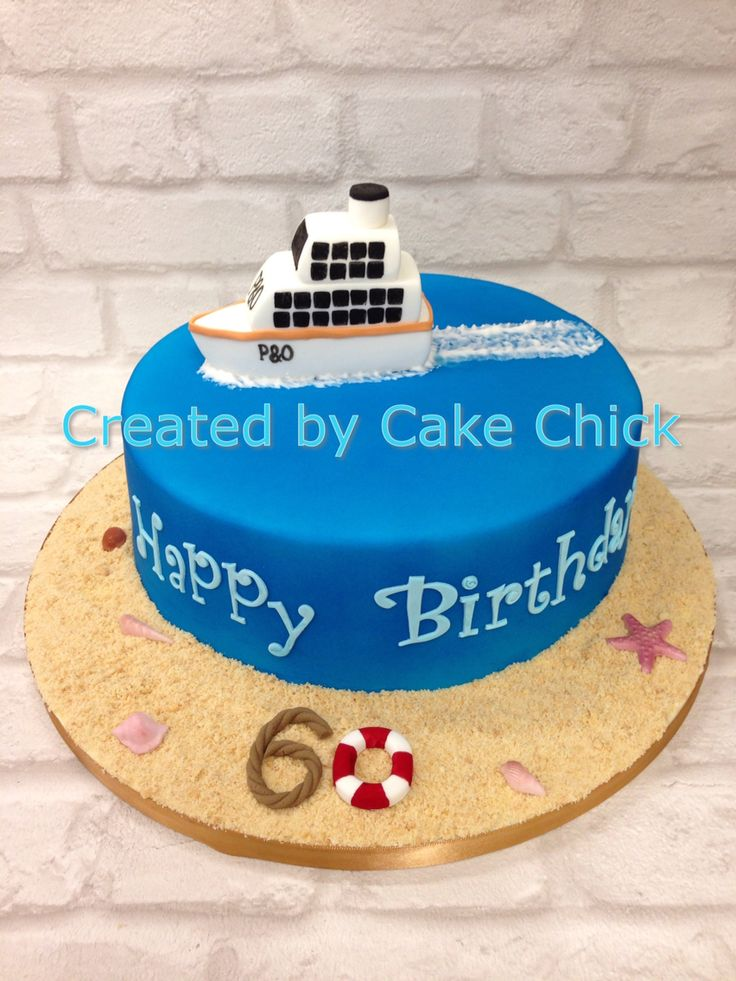 28 best images about Cruise ship cake on Pinterest ...