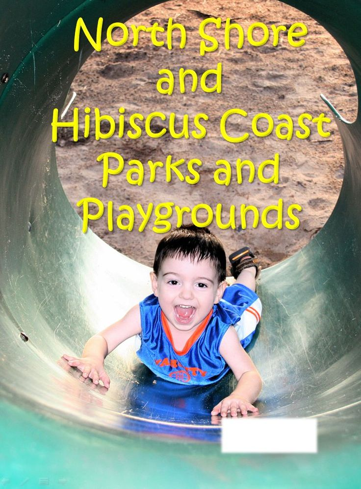The North Shore and Hibiscus Coast of Auckland has plenty of playgrounds and parks for relaxation and the kids