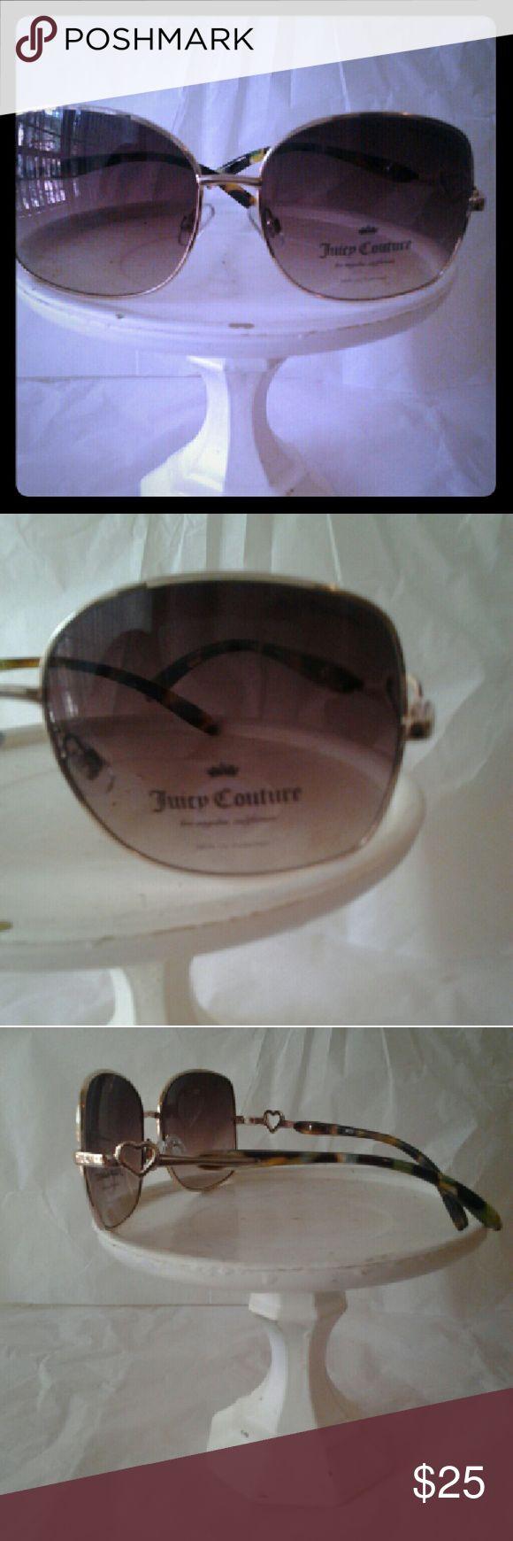 New Juicy Couture  women's  aviator sunglasses New Juicy Couture sunglasses with tag 100% uv protection Juicy Couture Accessories Sunglasses