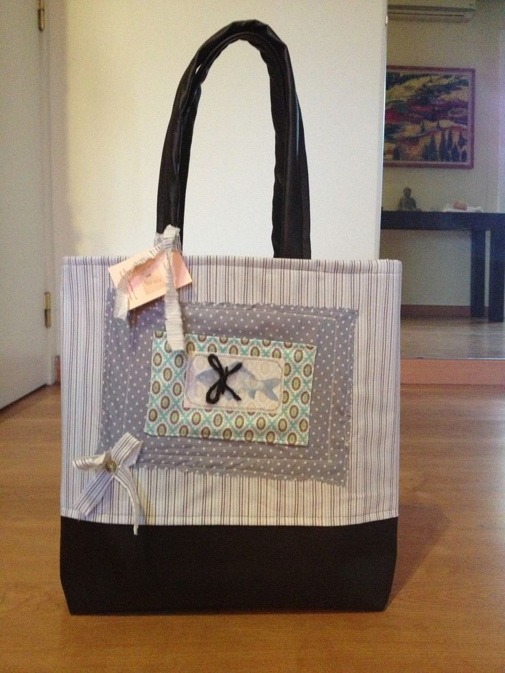 Leather bag by CarlaLluna