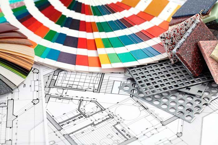 Онлайн сервис подбора цвета интерьера