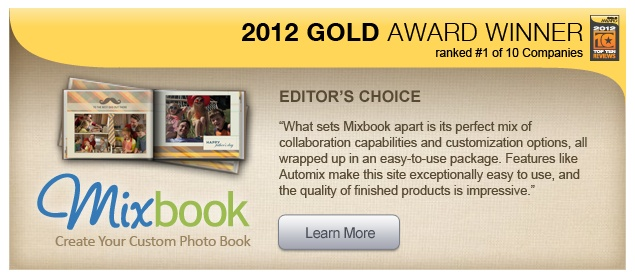 Photo Book Review 2012 | Best Online Photo Book Services | Compare Photo Book Services - TopTenREVIEWS