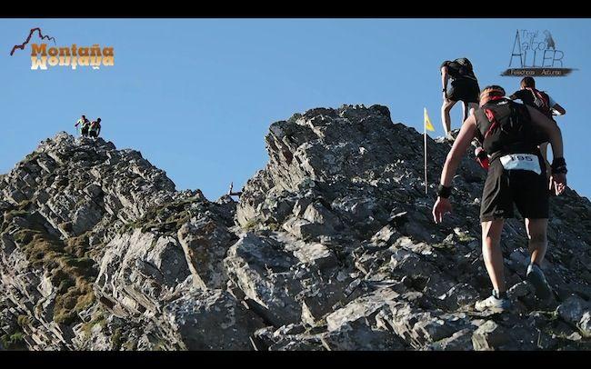 Vídeo Trail Alto Aller 2014. Campeonato de Asturias